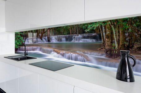 Aplicatiile sticlei printata ceramic si avantajele acestei noutati in domeniul decoratiunilor interioare