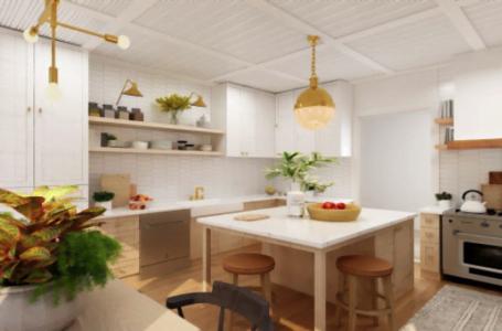 Bucătăria modernă: 5 reguli de amenajare